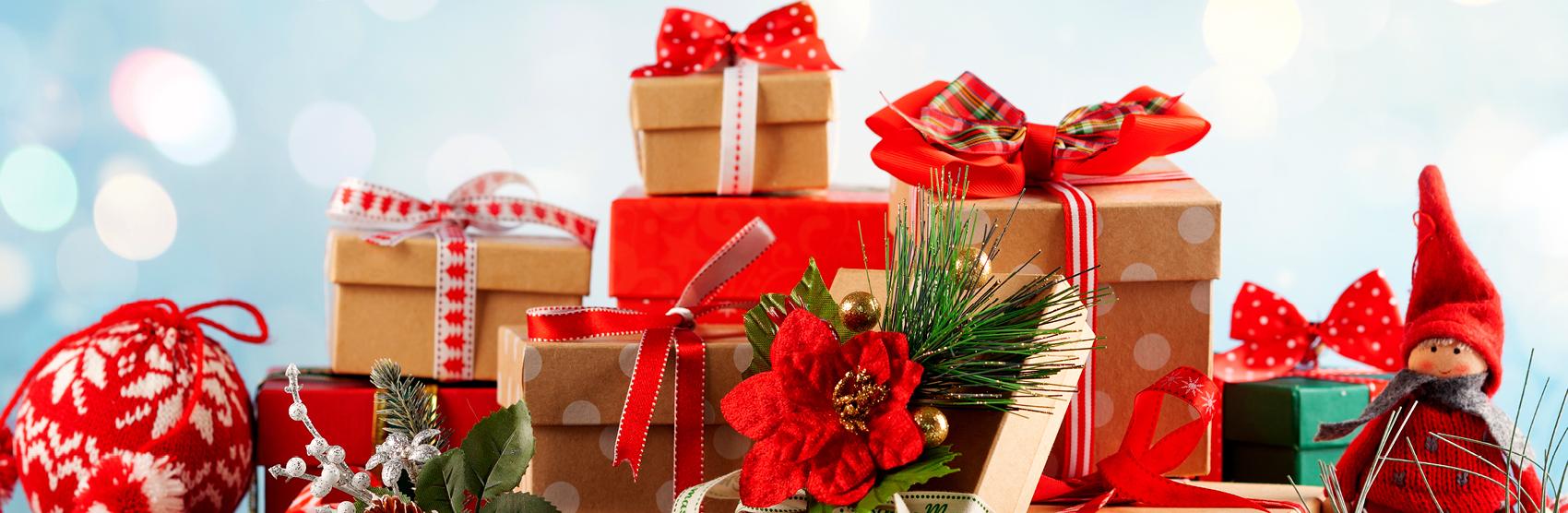 Beautiful holiday gifts